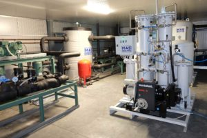 Азотные установки от компании МАС Системз
