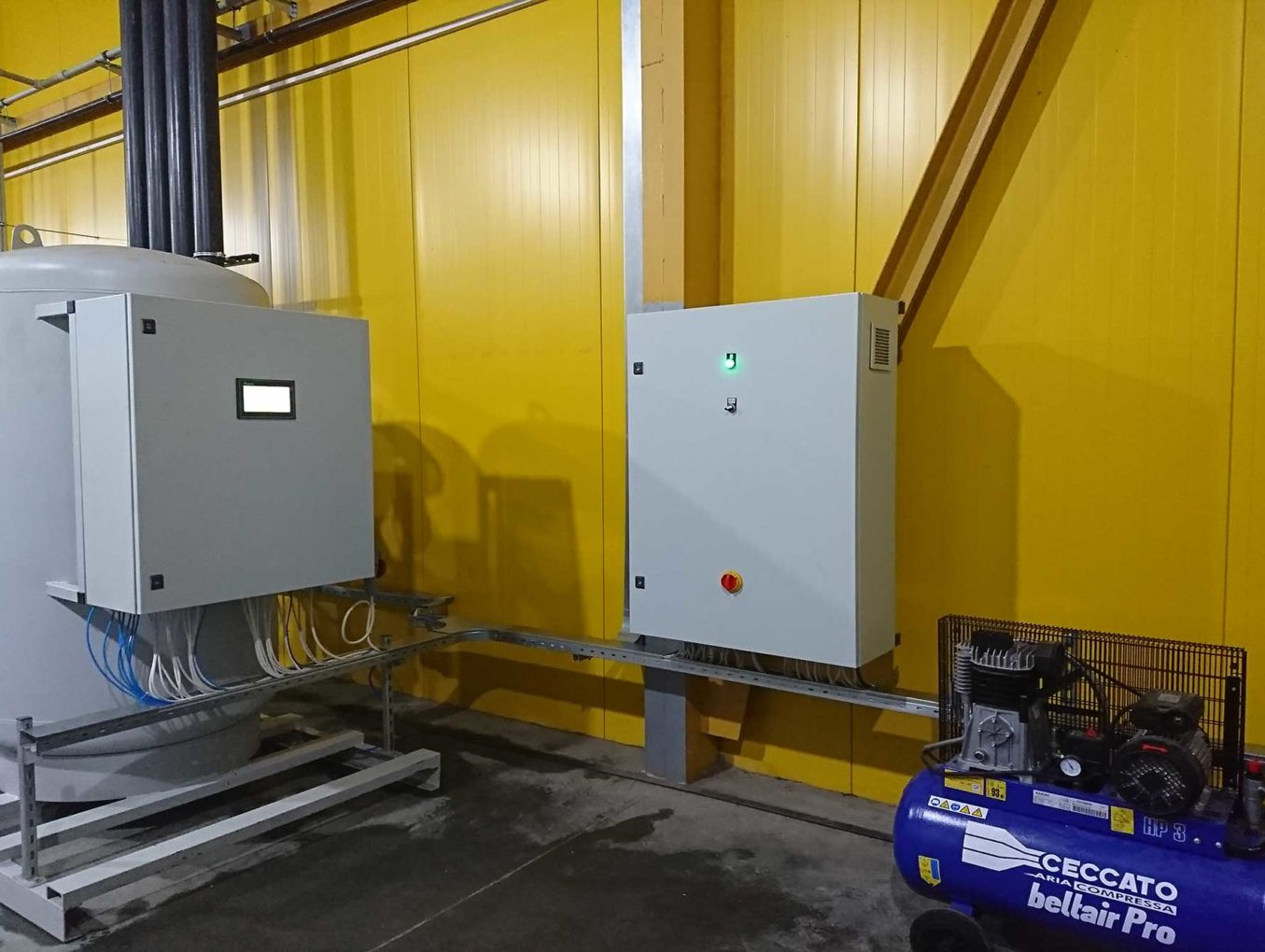 Generator-azota-princip-raboty