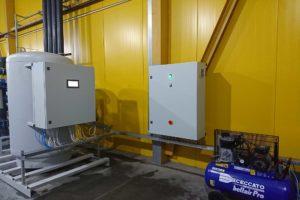 Принцип работы генератора азота