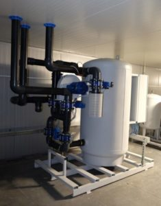Адсорбер углекислого газа производства MAS Systems