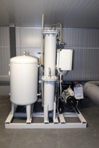 Генератор азота для производства азота в Украине
