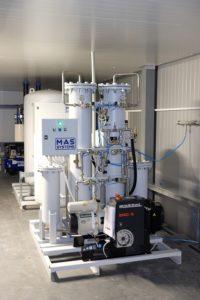 Генератор азота купить в Украине производства МАС Системз