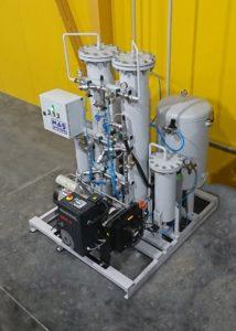 Генератор азота - установка для производства азота