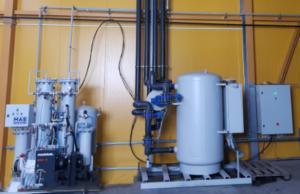 Применения генераторов азота