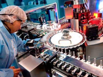 Азот в фармацевтической и химической промышленности