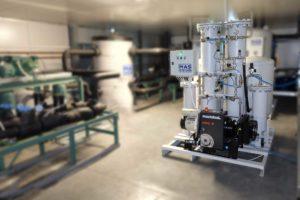Генераторы азота и азотные станции