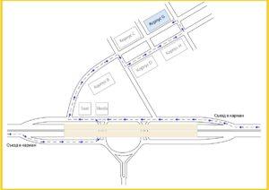 Схема проезда МАС Системз