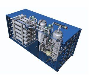 Мембранный генератор азота от МАС Системз