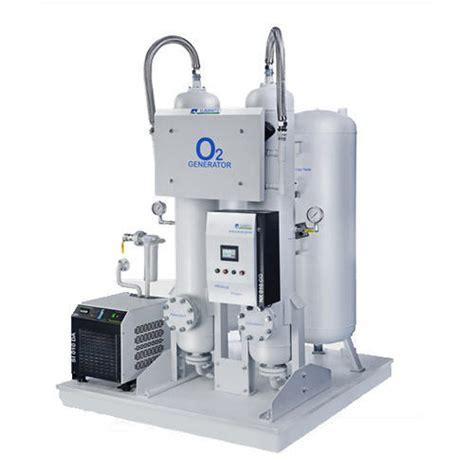 Установки для производства  кислорода MAS-OXY