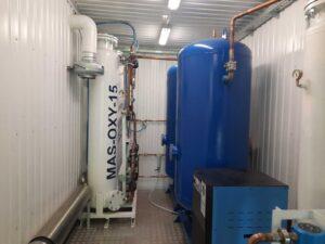 Генератор кислорода MAS-OXY-15