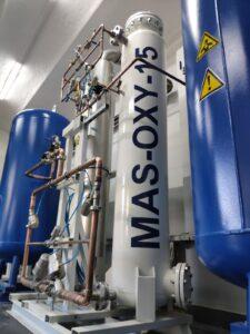 Кислородные генераторы для больниц